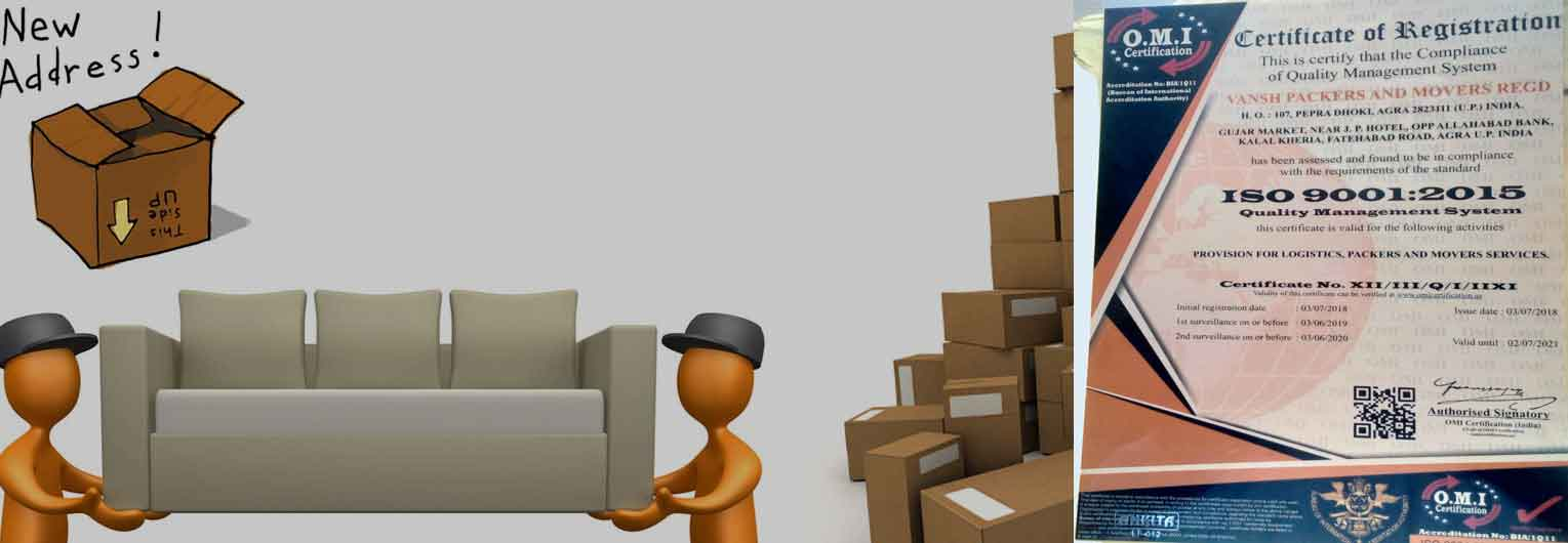 Vansh Packers and Movers Agra