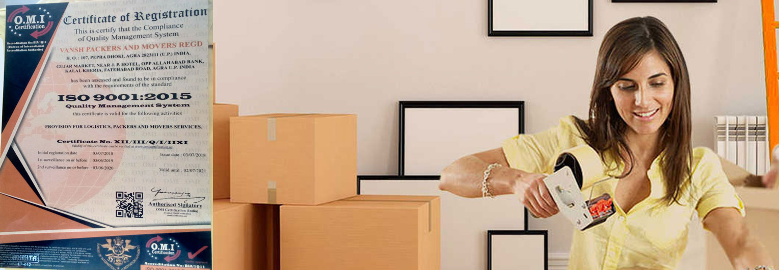 Packers and Movers Services in Agra